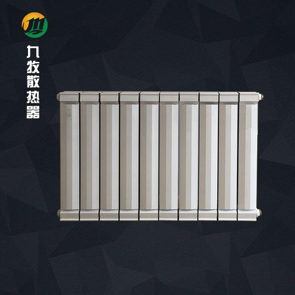 什麽是銅鋁複合暖氣片